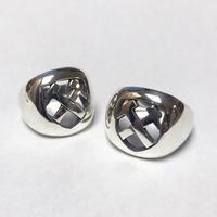 ネバートラスト Hammers Silver Ring