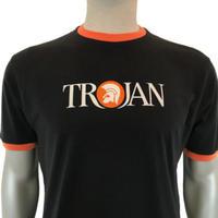 トロージャン ロゴ Tシャツ TC1014