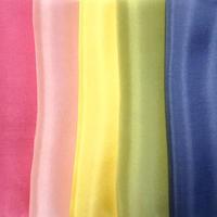 染正絹羽二重10匁 はなごころ 5色セット約20cm×約44cm (5色×各1枚) 期間限定特価2/28まで20%OFF
