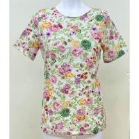 限定価格【リラックス】カップ付きTシャツ【さらさら・ストレッチ】5507