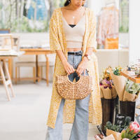 Daisy Love/2Way Cardigan
