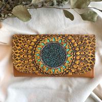 TBC Select / Mandala Blue Wallet