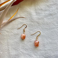 Sun Stone Earrings