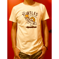 THE TURTLES A-GO-50! Tシャツ(ナチュラル)