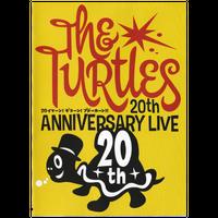 【LIVE DVD】ザ・タートルズ『20thANNIVERSARY LIVE 20イヤーン!ギラーン!ブドーカーン!』