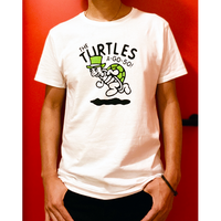 THE TURTLES A-GO-50!  Tシャツ(白)
