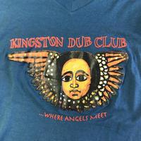 レア!ジャマイカ直輸入 KINGSTON DUB CLUB Tシャツ!【LADIES 1枚限定】