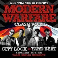 YARD BEAT 「MODERN WARFARE 2011」