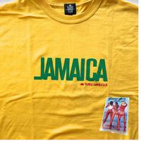 最終再入荷!【TURTLE MAN's CLUB】『JAMAICA 』T-SHIRTS 《JAMAICAN YELLOW》※オリジナルポケットテッシュ付