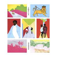 "【NAOYA ARAKAWA】 ""ポストカード 7枚 Set (Jamaica,Lion...)"