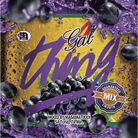 RACY BULLET (DJ MASAMATIXXX)「 GAL THING vol.8」