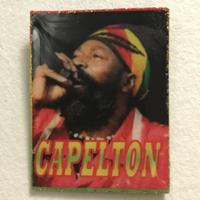 ジャマイカ直輸入 CAPLETON ハンドメイドバッチ