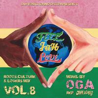 OGA [JAH WORKS]/FEEL JAH LOVE VOL.8