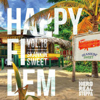 HUMAN CREST/HAPPY FI DEM Vol.18  -SKANKIN' SWEET-  Mixed By Hero Realsteppa