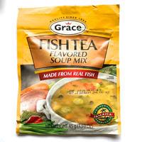 激ウマ!ジャマイカ直輸入!FISH TEA(フィッシュスープ)インスタントで簡単!