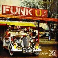 WATARU [ KING LIFE STAR ]/  『FUNK U vol.2』
