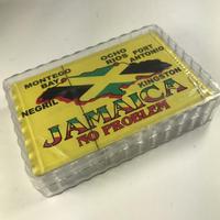ジャマイカ直輸入!デッドストック トランプ