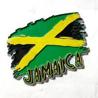 ジャマイカ直輸入!ジャマイカ国旗 マグネット