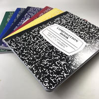ジャマイカ直輸入!カラフル!アーティストのリリック帳にも使われるCOMPOSITION BOOK(コンポジションブック)
