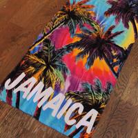 特価!ジャマイカ特大バスタオル  ヤシの木 JAMAICA