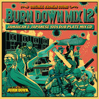 BURN DOWN「BURN DOWN MIX 12」