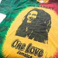 ジャマイカ直輸入!BOB MARLEY  T-SHIRTS