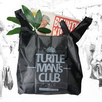 "TURTLE MAN's CLUB  ""ECO SCANDAL BAG""  ミニポーチ付き"