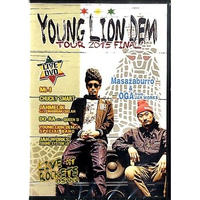 OGA [JAH WORKS] 「YOUNG LION DEM TOUR 2015/OGA & MASAZABURRO」【DVD】