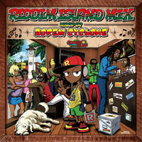 ROCKERS ISLAND「RIDDIM ISLAND MIX / MIXED BY RODEM CYCLONE」