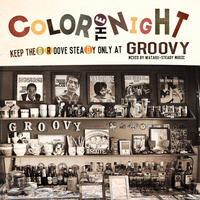 WATARU(STEADY MUSIC) /  『COLOR THE NIGHT』TMC MARKET限定販売!