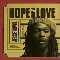 GACHAPAN RECORDS「HOPE&LOVE / JESSE ROYAL」