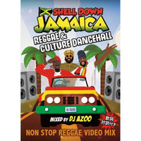 DJ AZOO 「 SHELL DOWN JAMAICA vol.5 -Reggae & Culture Dancehall-」(DVD)
