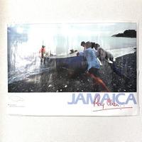 JAMAICA 有名写真家RAY CHEN ビンテージ ポスター【GOING OUT】
