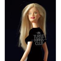 TURTLE MAN's CLUB  T-SHIRTS《T.M.C SIMPLE》BLACK/GRAY(両面プリント)