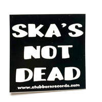 海外直輸入  SKA'S NOT DEAD ステッカー ※数量限定