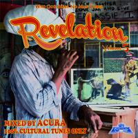 FUJIYAMA 「REVELATION vol.5 -100% RASTA ARTIST ONLY」Mixed by ACURA