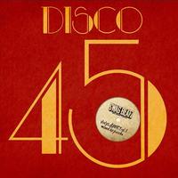 SWAG BEATZ 「VINYL ADDICT vol.1 -DISCO 45 SELECTION- Mix by PUCCHO」