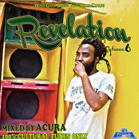 FUJIYAMA 「REVELATION VOL.6 -100% RASTA ARTIST ONLY」Mixed by ACURA