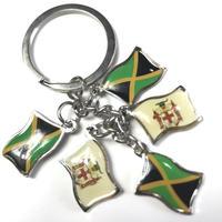 ジャマイカ直輸入 ジャマイカキーホルダー