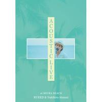 MAGNUM RECORDS「ACOUSTIC LIVE at MIURA BEACH Rueed × Yukihiro Atsumi」 【DVD】