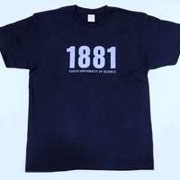 理科大 オリジナルTシャツ(紺)