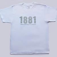 理科大 オリジナルTシャツ(白)