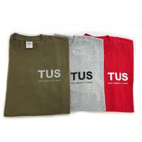 【SALE】TUS  Tシャツ