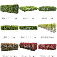 ガーデン素材 9個セット  G9_040