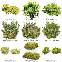 ガーデン素材 9個セット  G9_017