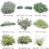ガーデン素材 9個セット  G9_002