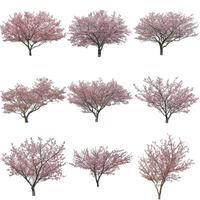 桜 切り抜き素材セット  - Cherry Blossoms   sa_021