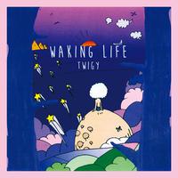 "TWIGY  オリジナル・アルバムCD   ""WAKING LIFE"""