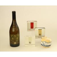 木次乳業チーズ・白ワインセット(クール便でのお届けとなります)