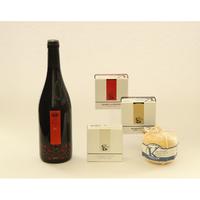 木次乳業チーズ・赤ワインセット・ご自宅用(クール便でのお届けとなります)